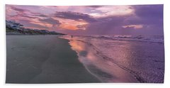 Reflection Of The Dawn Beach Towel