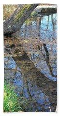 Reflections I Beach Sheet