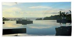 Reflections Of Bali Beach Sheet