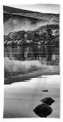 Reflections Of Derwent Beach Sheet