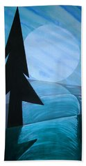 Reflections On The Day Beach Towel
