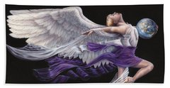 Rejoice II Beach Towel