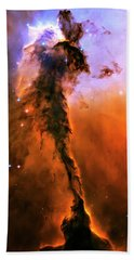 Release - Eagle Nebula 1 Beach Towel