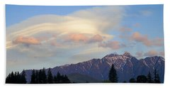 The Remarkables Beach Towel
