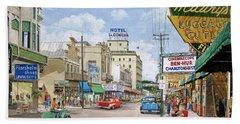 Remembering Duval St. Beach Sheet