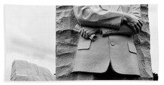 Remembering Mr. King Beach Towel