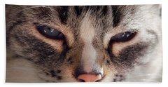 Remi Cat Beach Towel