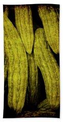 Renaissance Chinese Cucumber Beach Sheet