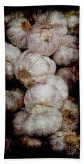 Renaissance Garlic Beach Sheet