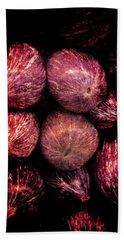 Renaissance Turkish Eggplant Beach Towel