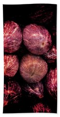 Renaissance Turkish Eggplant Beach Sheet