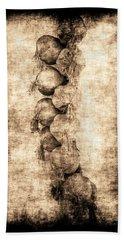 Renasiaance Garlic Beach Towel