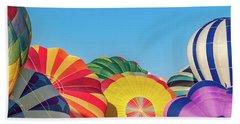 Reno Balloon Races Beach Towel
