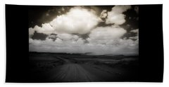 Reservation Road Beach Towel