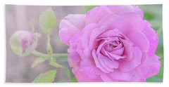 Beach Sheet featuring the photograph Resilient Rose by Cindy Garber Iverson