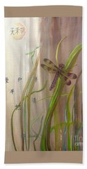Restoration Of The Balance In Nature Cropped Beach Towel
