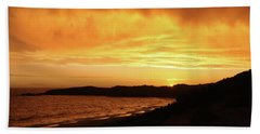 Revelation Beach Towel by Marion Cullen