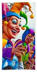 Rex Mardi Gras Parade Xi Beach Sheet
