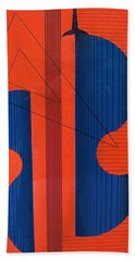 Rfb0120 Beach Towel