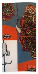 Rfb0123 Beach Towel