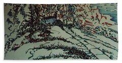 Rfb0205 Beach Towel