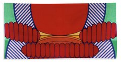 Rfb1059 Beach Towel