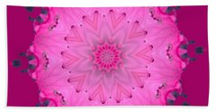 Rhoda Mandala 1 Beach Towel