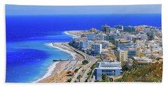 Rhodes Beach Towel