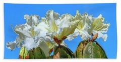 Rhododendron Ciliicalyx Dthn0213 Beach Towel