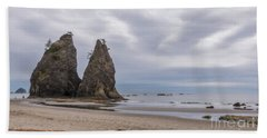 Rialto Beach Beach Towel