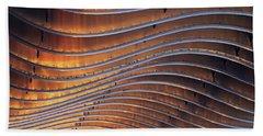 Ribbons Of Steel Beach Sheet