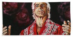 Ric Flair Beach Towel
