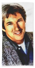 Richard Gere Beach Towel