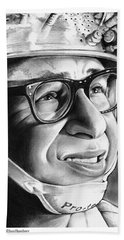 Rick Moranis Beach Towel