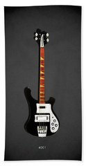 Rickenbacker 4001 1979 Beach Towel