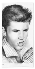 Ricky Nelson Beach Towel