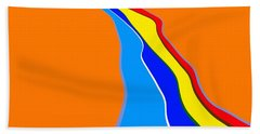 Rill Beach Towel