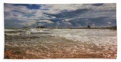 Rimini Storm Beach Towel
