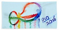 Rio 2016 Beach Sheet