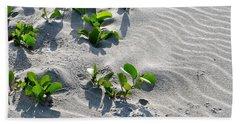 Rippled Sand Beach Towel