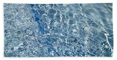 Beach Towel featuring the photograph Ripples Of Summer by Robert Knight