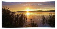 Rise And Shine Beach Towel