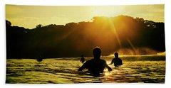 Rise And Shine Beach Towel
