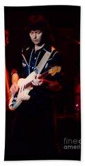 Ritchie Blackmore - Oakland Auditorium 1979 Beach Sheet