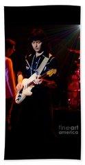 Ritchie Blackmore Super Nova Lighting Effect - Oakland Auditorium 1979 Beach Sheet