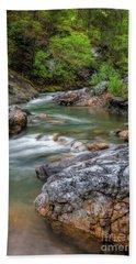 River Beauty Beach Sheet