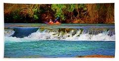 River Good Times 121217-1 Beach Towel
