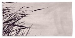 Beach Towel featuring the photograph River Grass by Michelle Calkins
