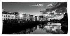 River Liffey Beach Towel
