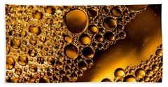 River Of Gold Beach Towel by Bruce Pritchett